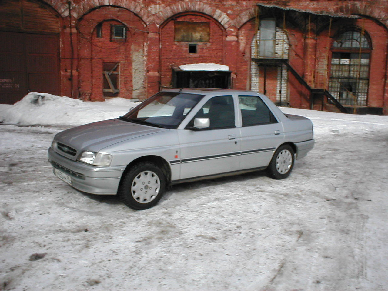 Ford Orion photo 07