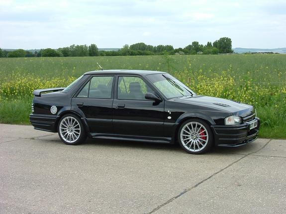 Ford Orion photo 08