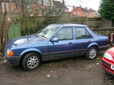 Ford Orion photo 13