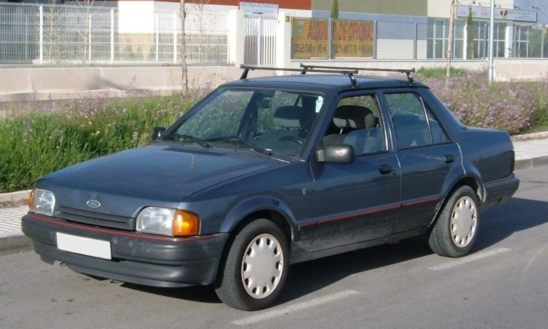 Ford Orion photo 14