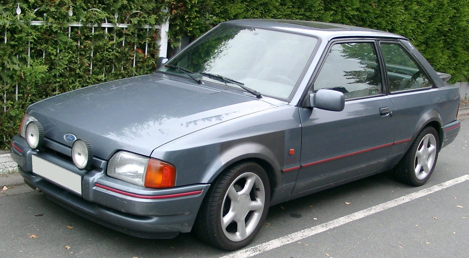Ford Orion photo 18