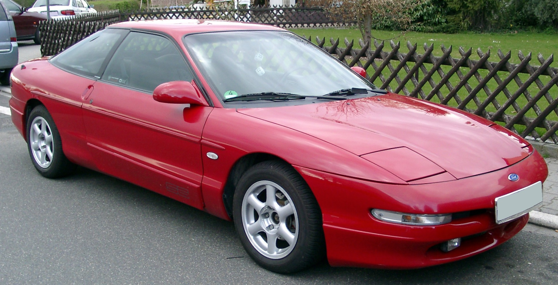 Ford Probe photo 02