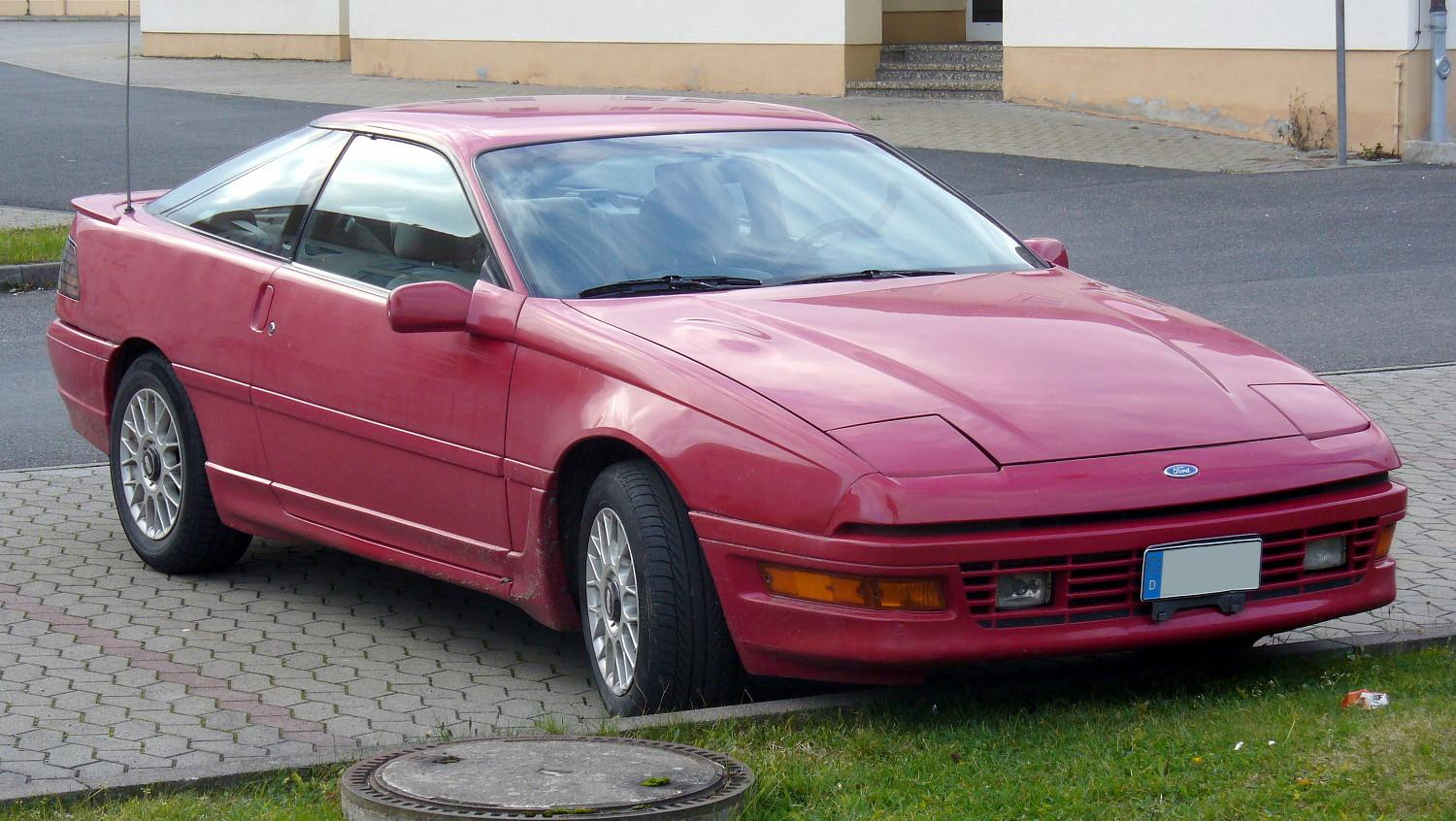Ford Probe photo 04