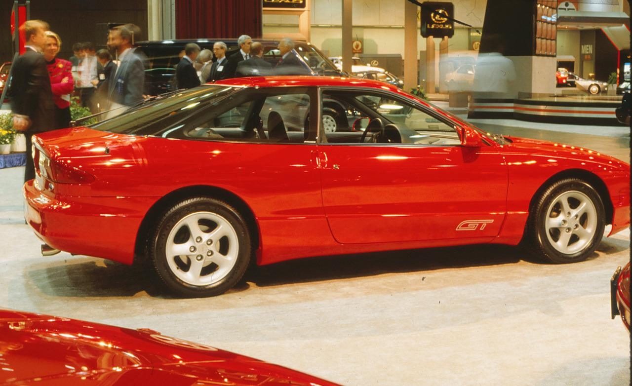 Ford Probe photo 09