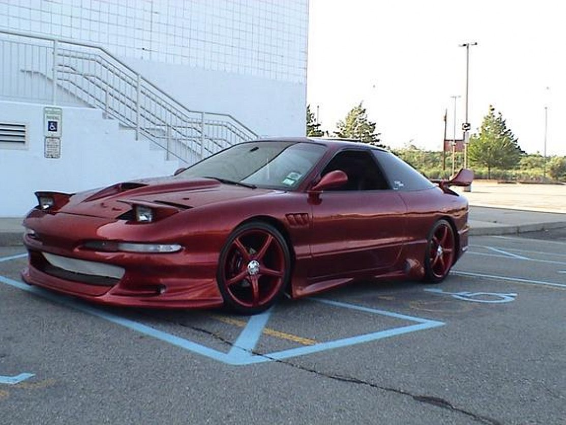 Ford Probe photo 14