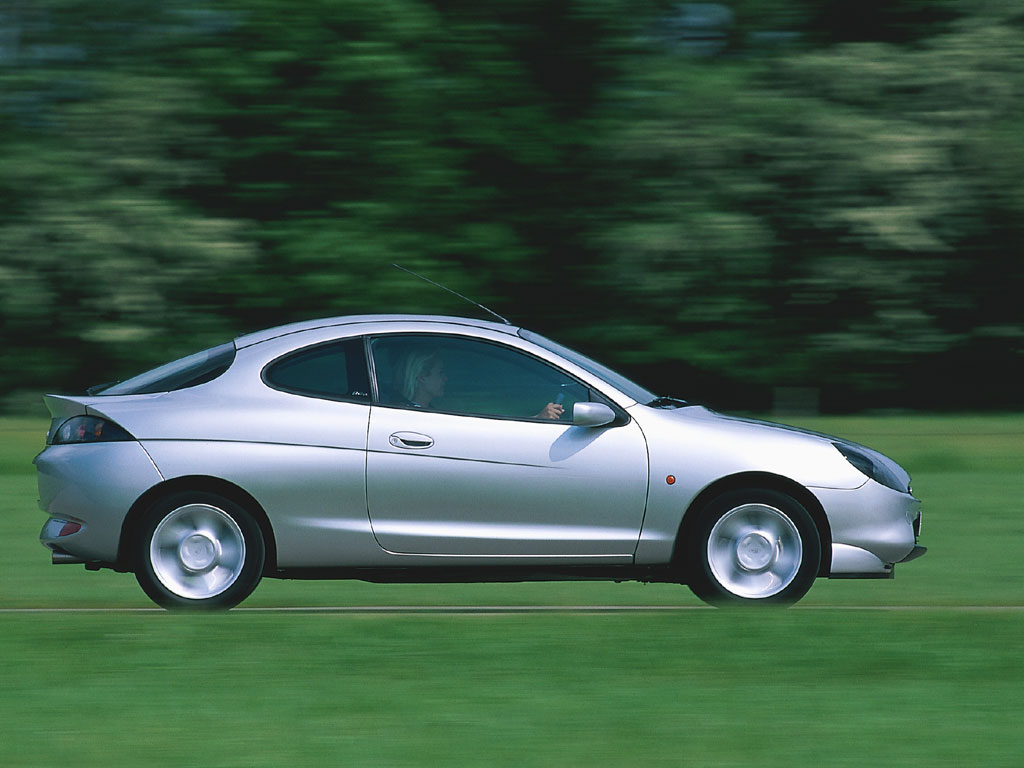Ford Puma Technical Details History Photos On Better
