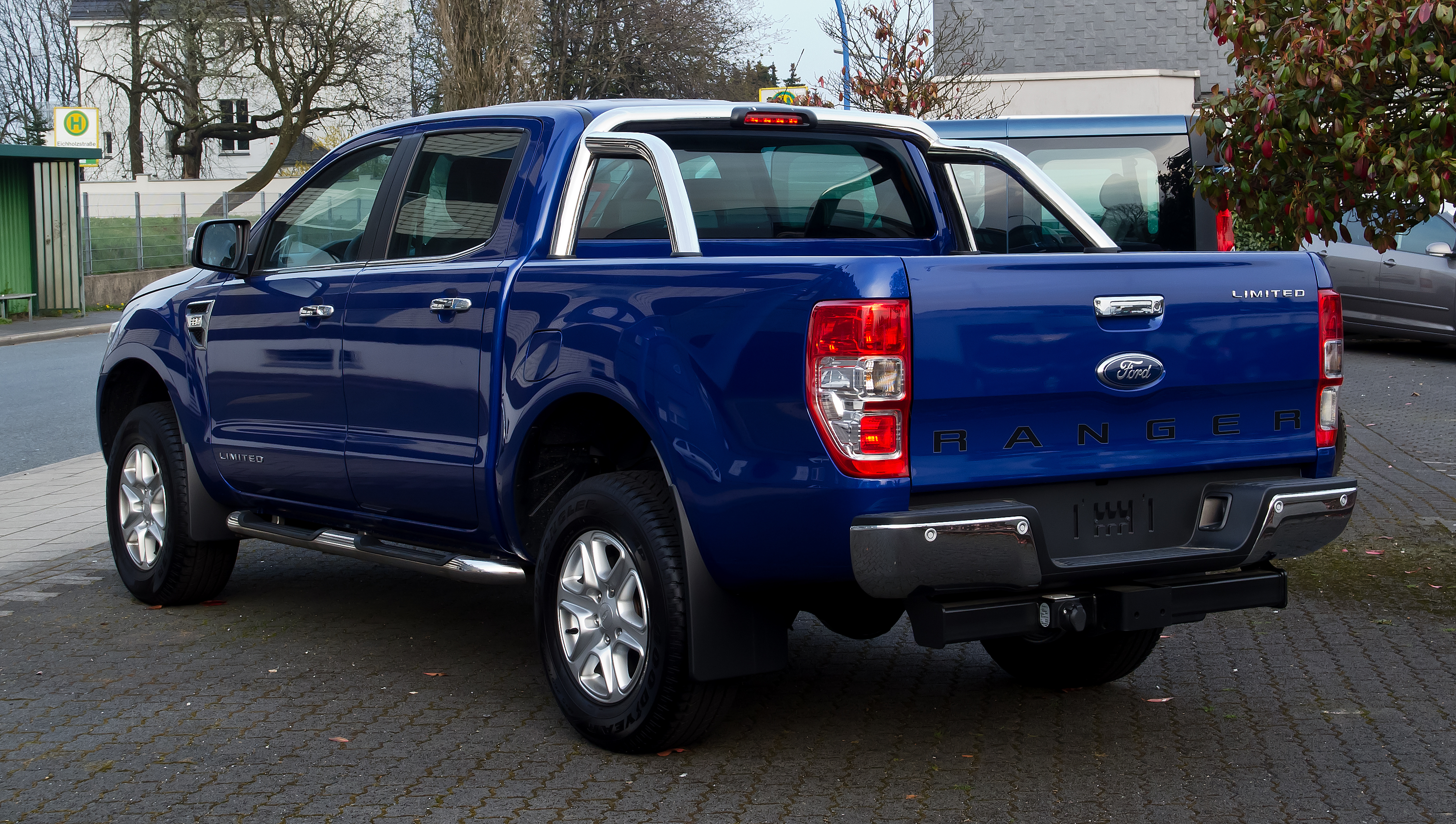 Ford Ranger Xlt Limited Technical Details History Photos