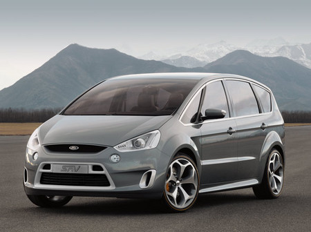 Ford S-MAX photo 08