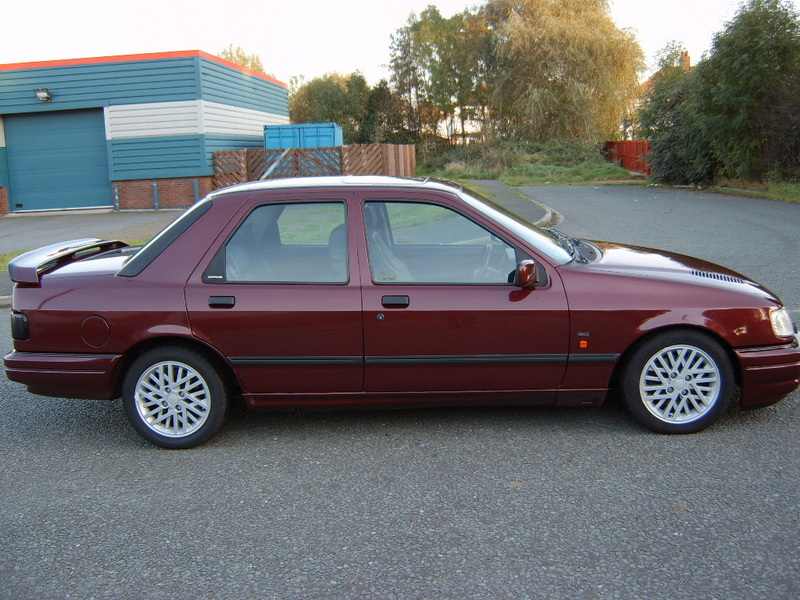 Ford Sierra photo 03