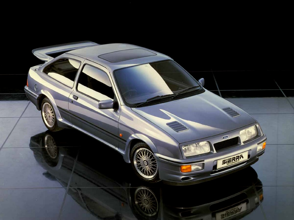 Ford Sierra photo 08