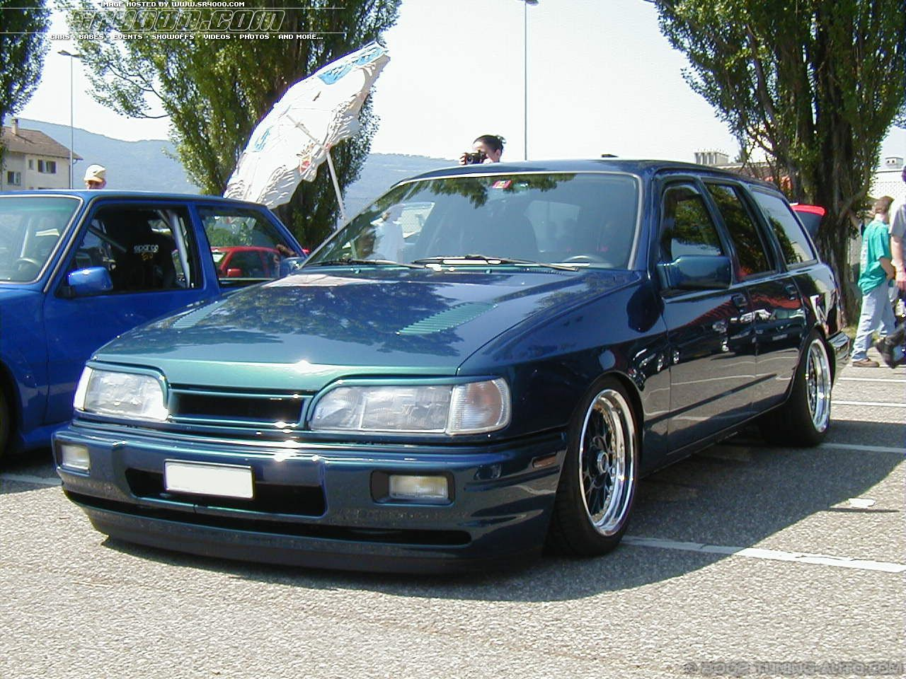 Ford Sierra photo 09