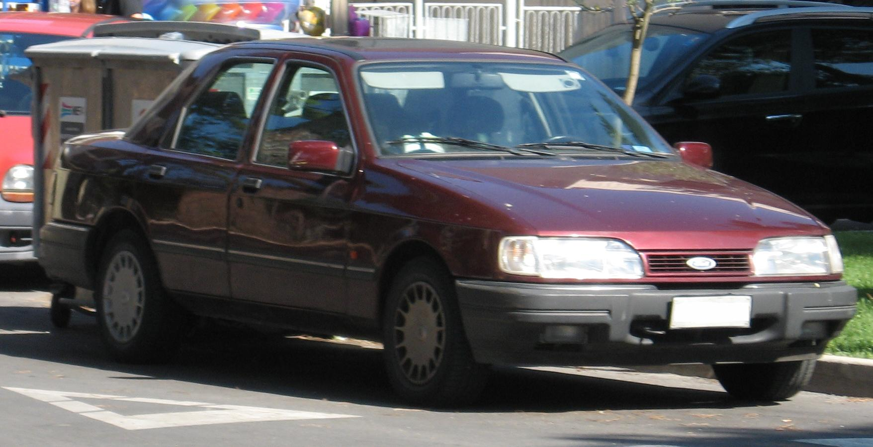 Ford Sierra photo 11