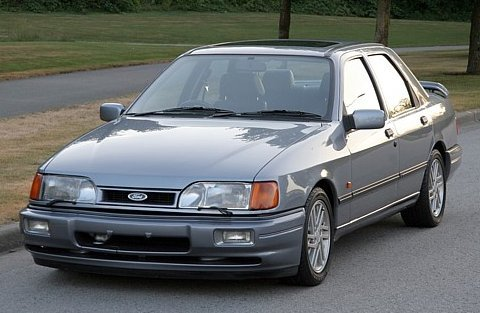 Ford Sierra photo 14