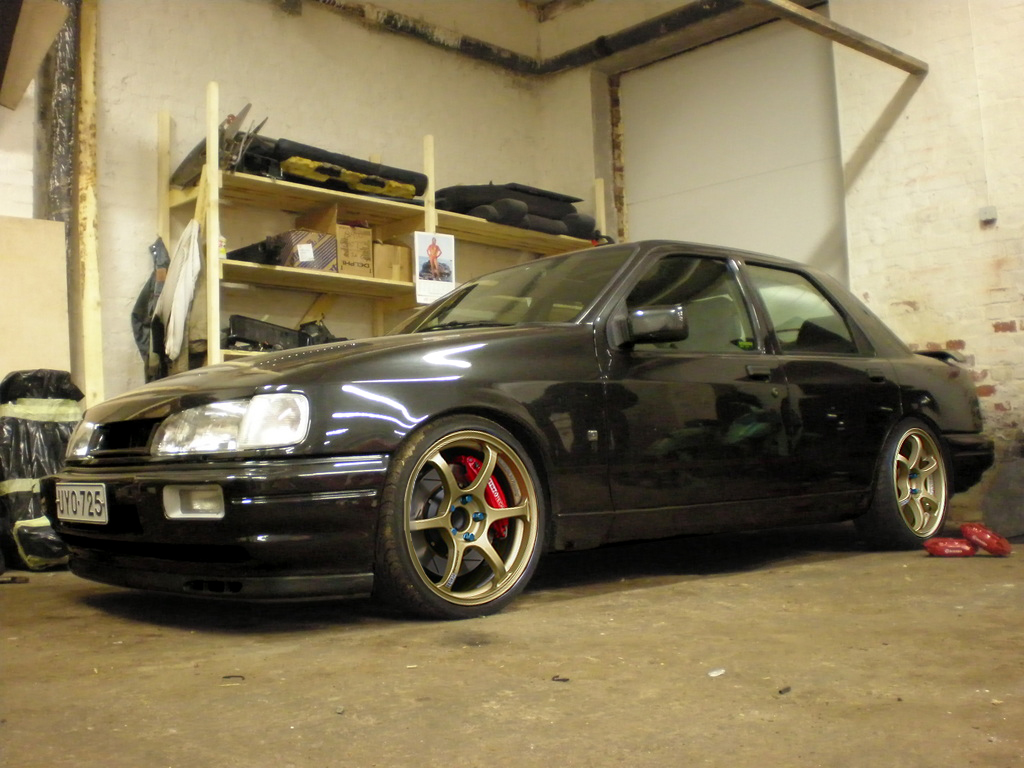Ford Sierra photo 15