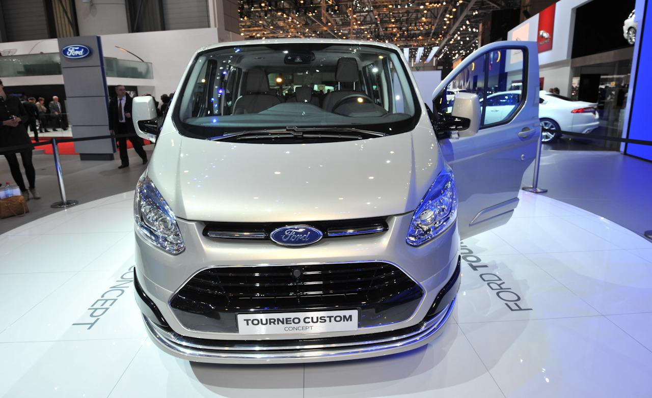Ford Tourneo image #7