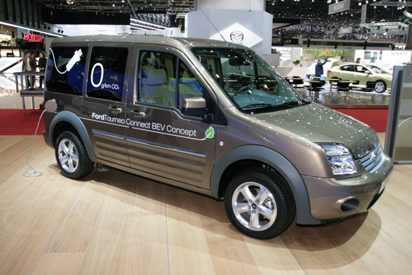 Ford Tourneo Connect photo 02
