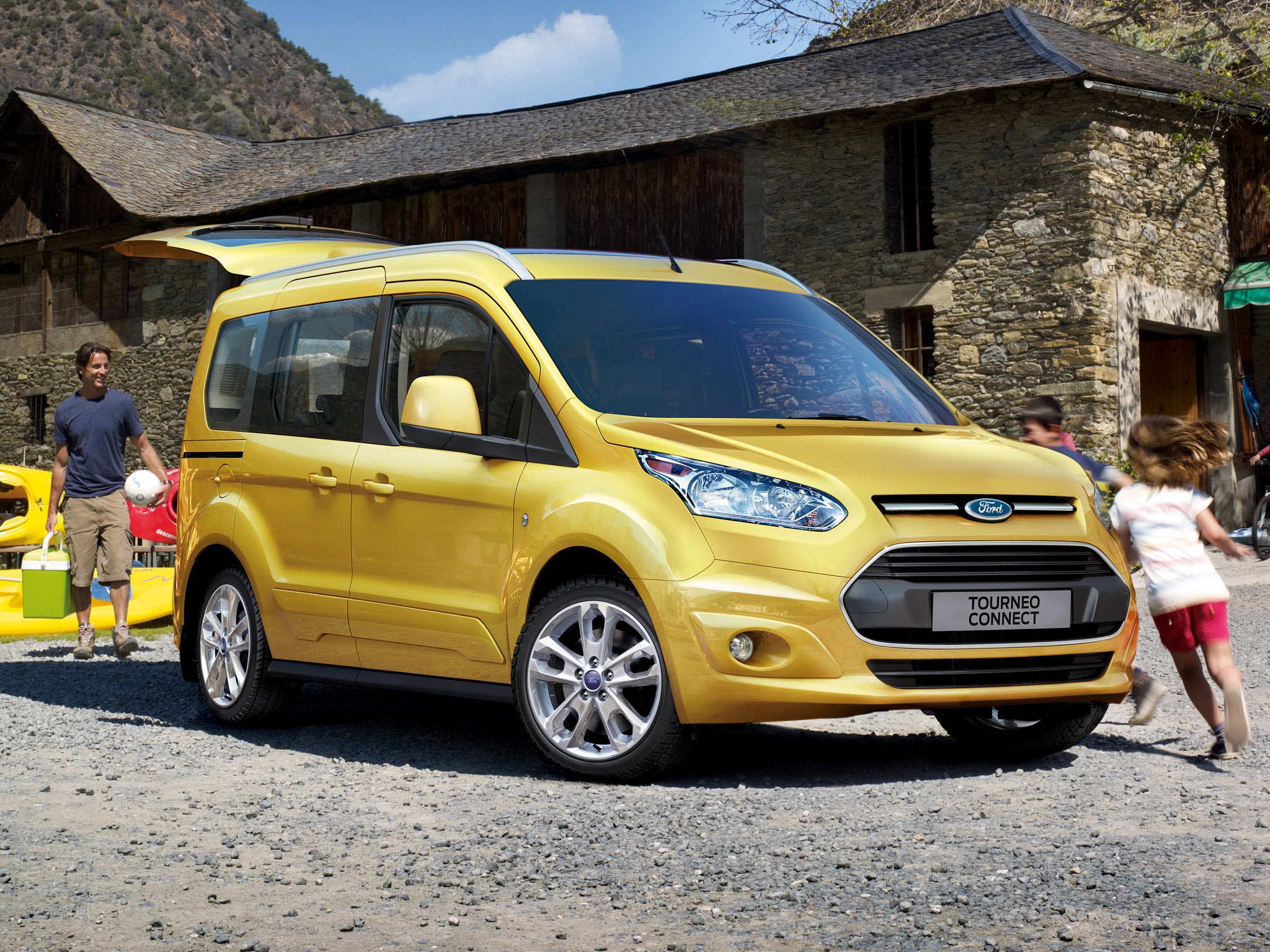Ford Tourneo Connect photo 04
