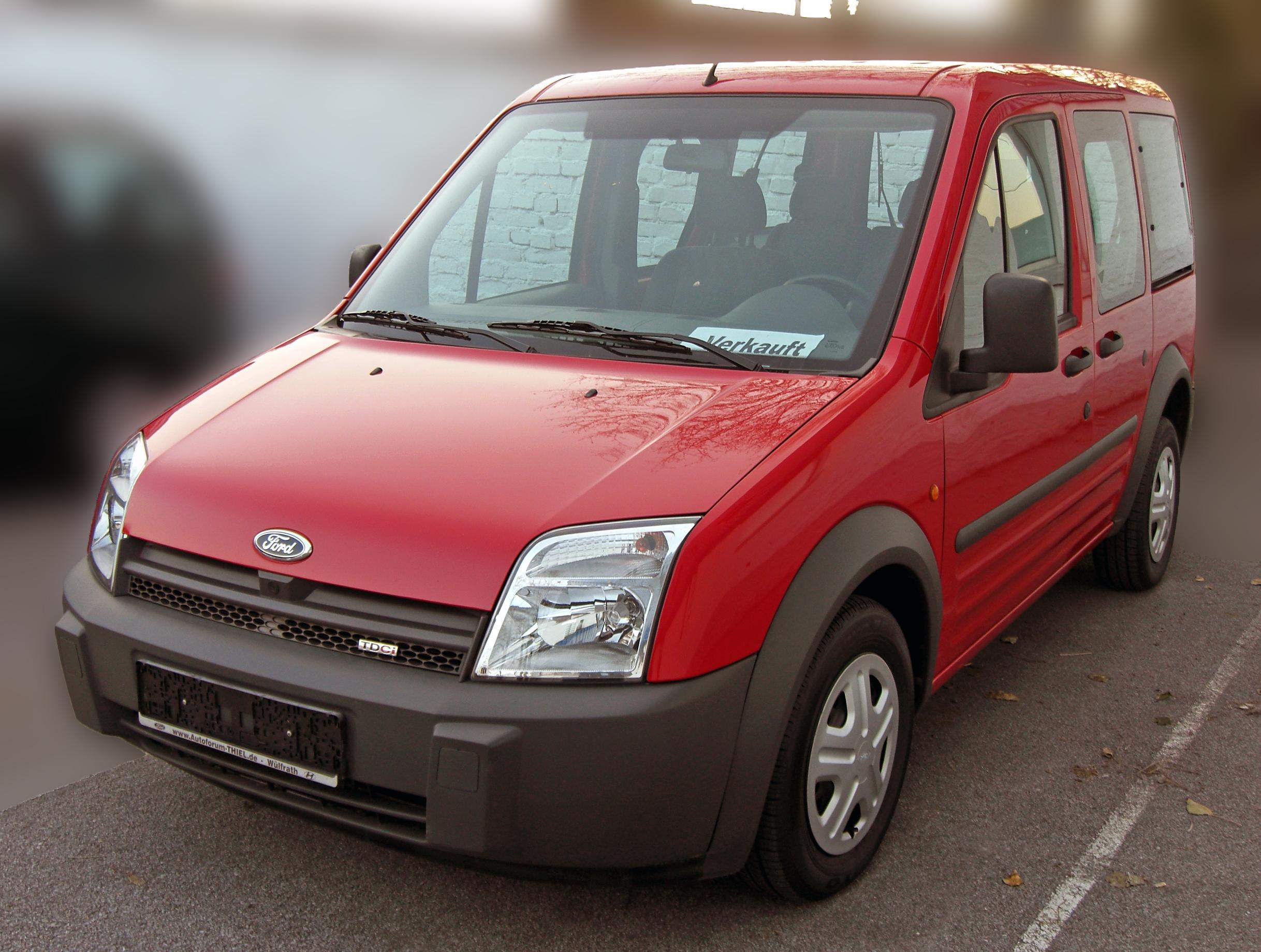 Ford Tourneo Connect photo 07