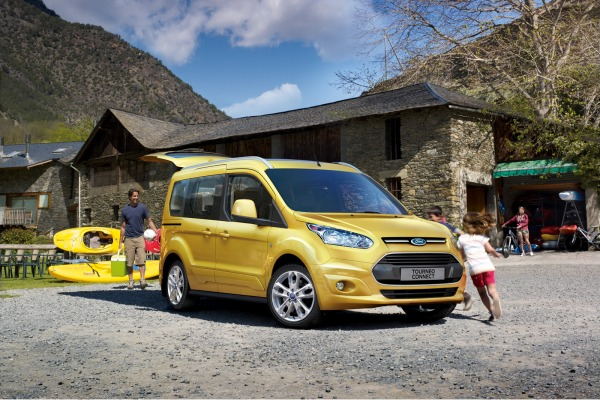 Ford Tourneo Connect image #8