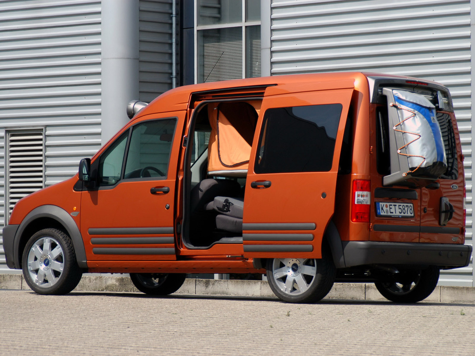 Ford Tourneo Connect image #9