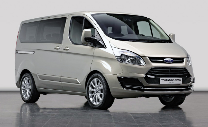 Ford Tourneo Custom image #1