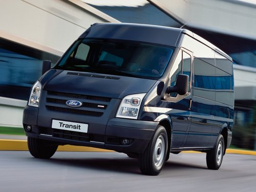 Ford Transit photo 07