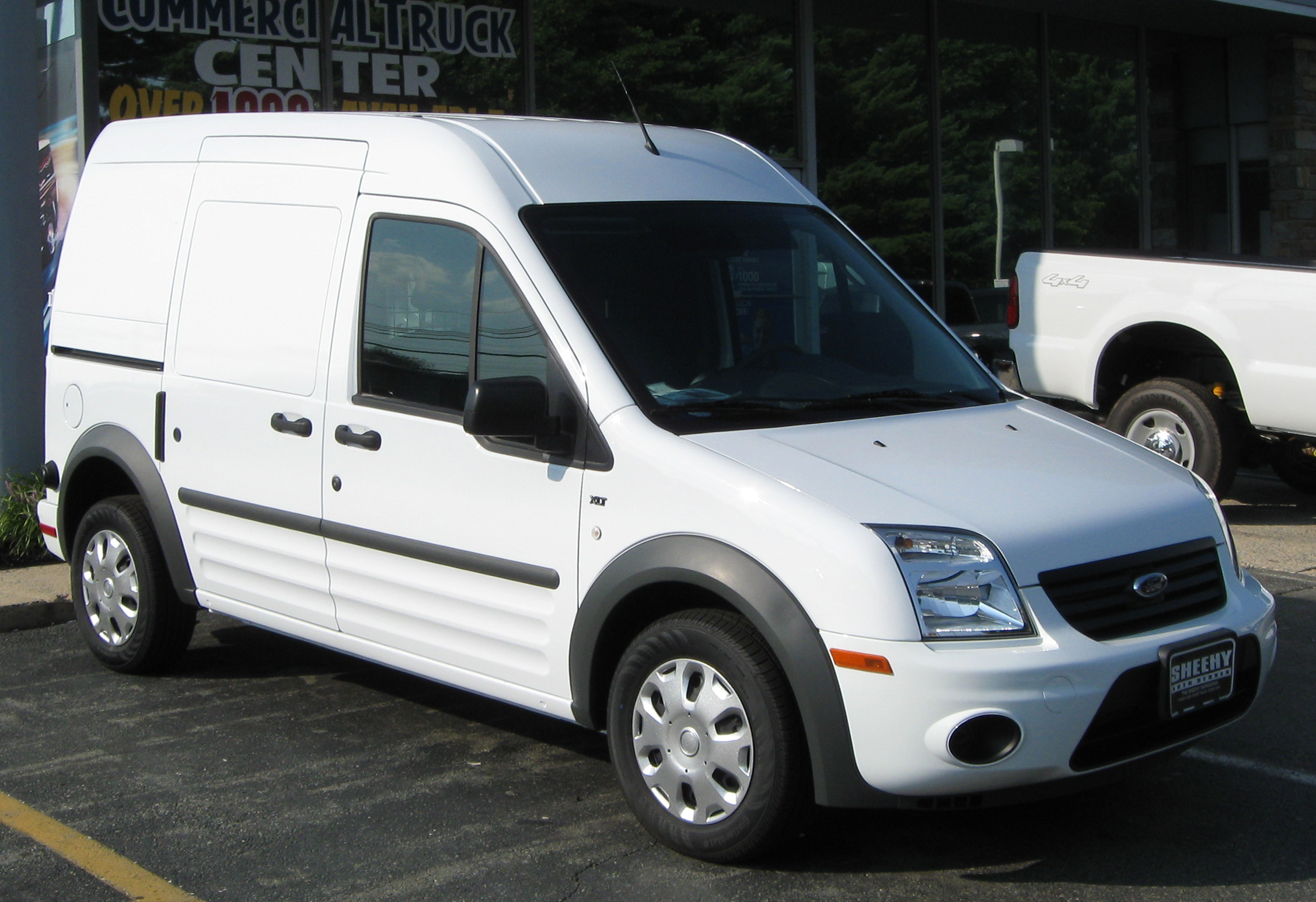 Ford transit connect photo 02
