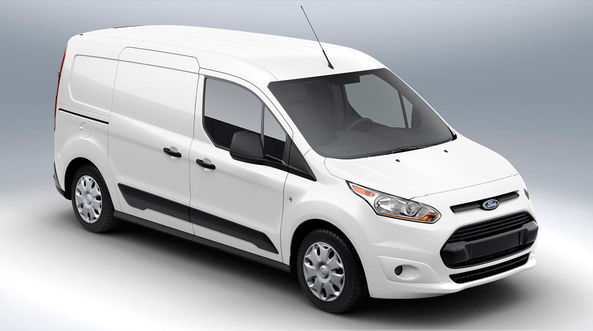Ford Transit Connect photo 08