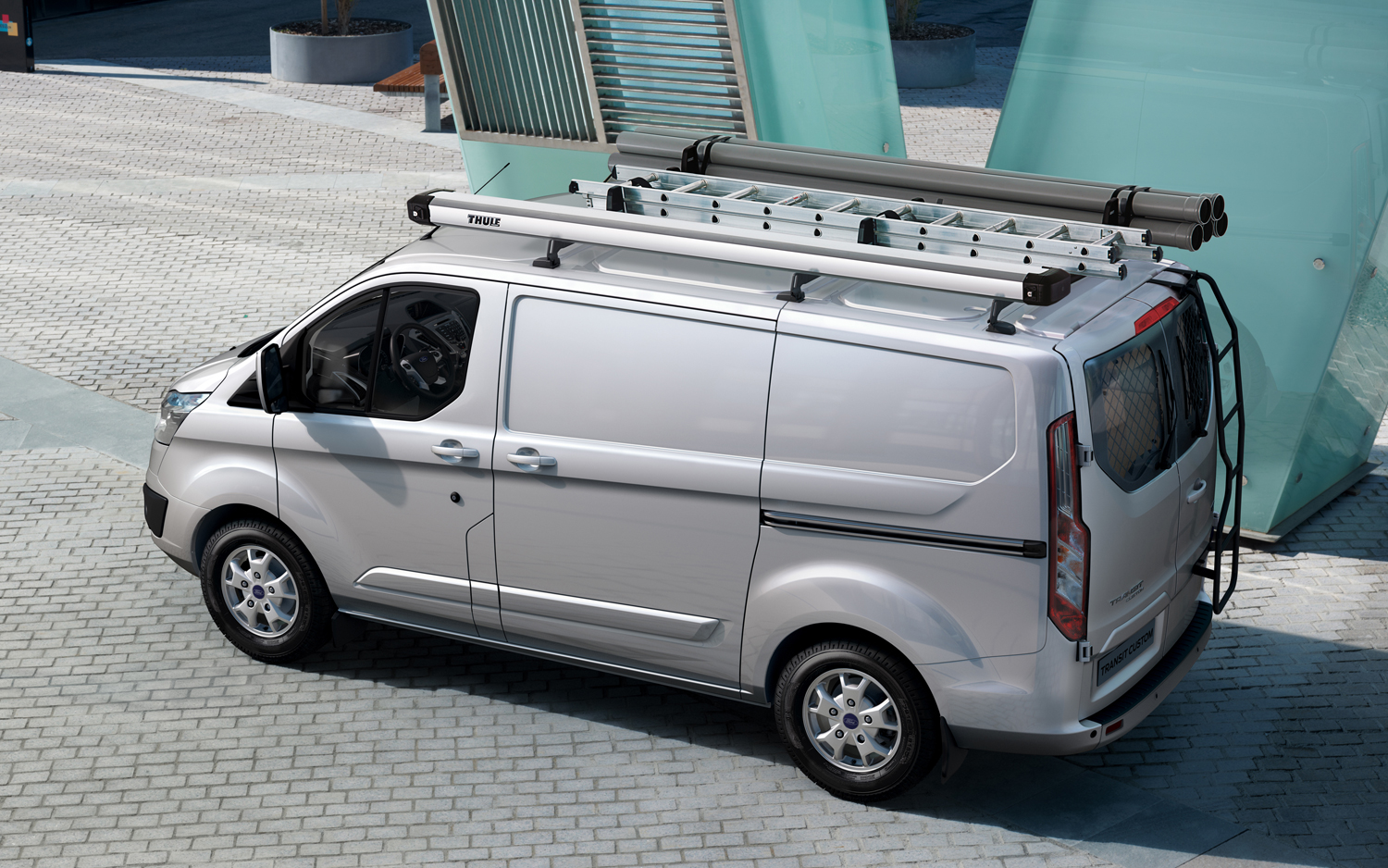 Ford Transit Custom photo 03