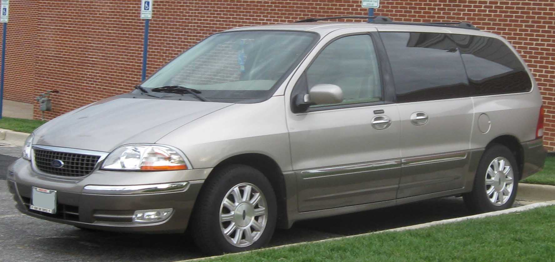 Ford Windstar photo 06
