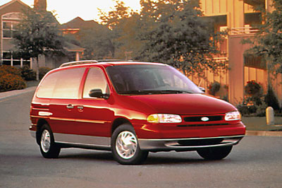 Ford Windstar photo 09