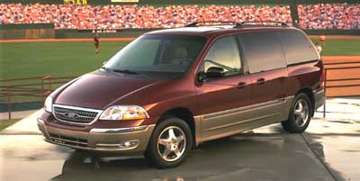 Ford Windstar photo 11