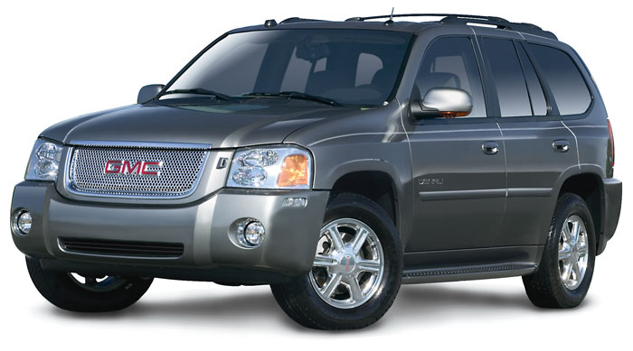 GMC Envoy history photos on Better Parts LTD