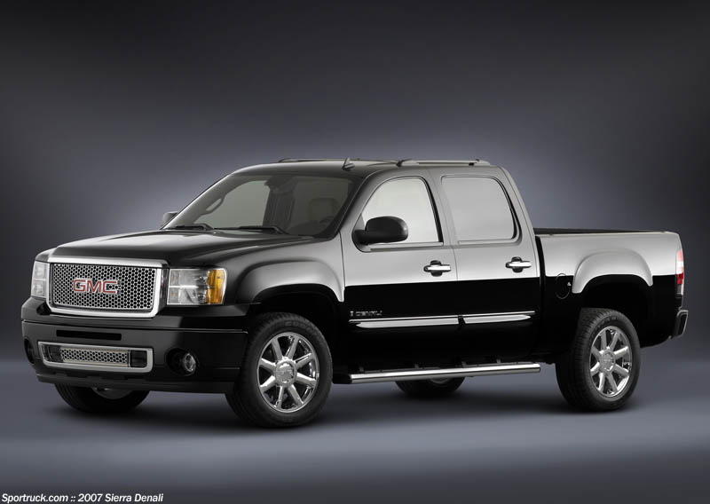 GMC Sierra photo 04
