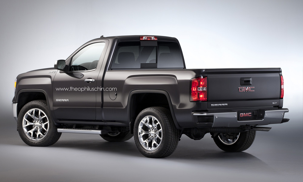 GMC Sierra photo 12
