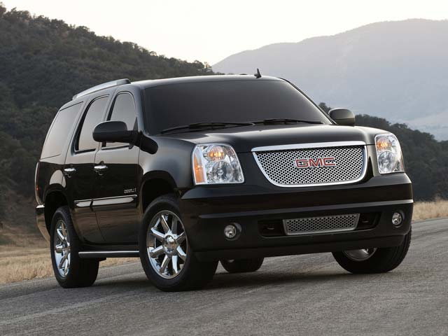 GMC Yukon photo 03