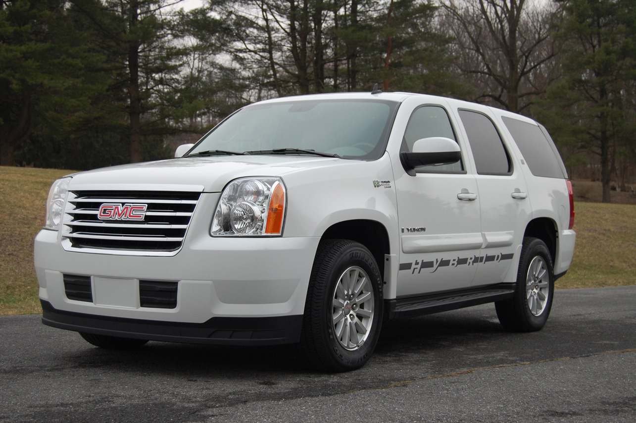 GMC Yukon photo 04
