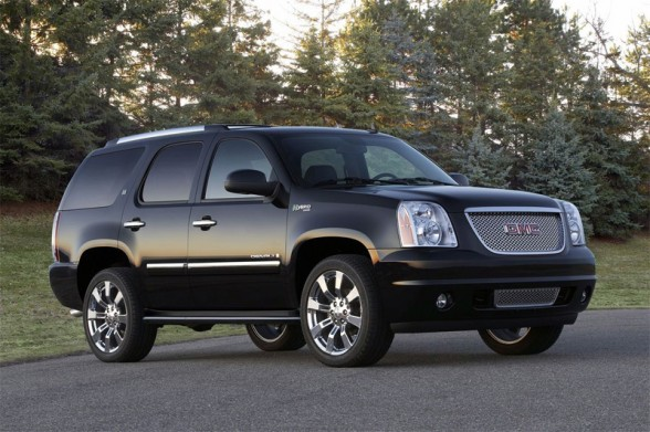 GMC Yukon photo 06