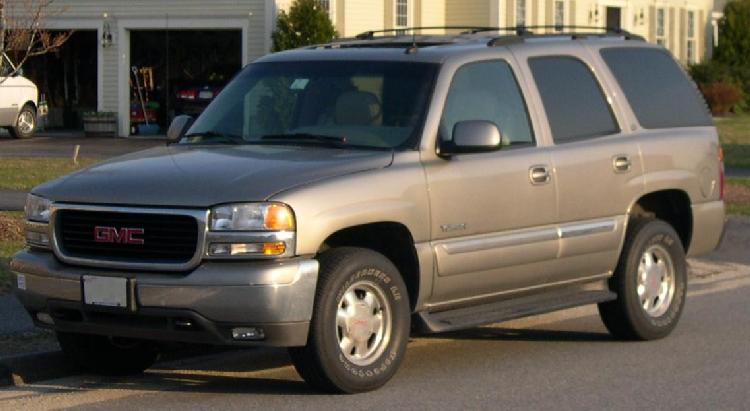 GMC Yukon photo 08