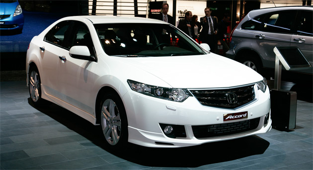 Honda Accord Type S Technical Details History Photos On