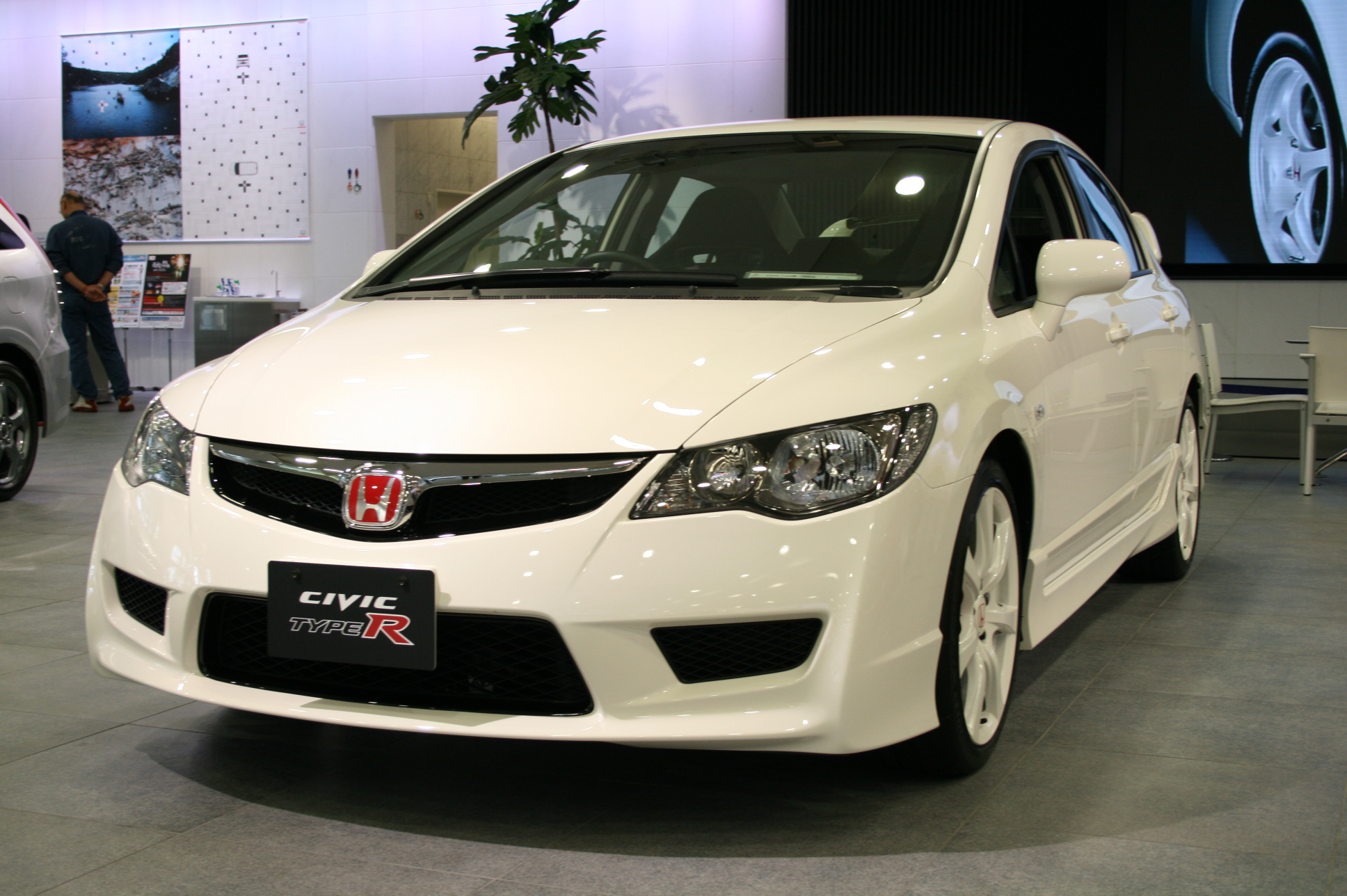 Honda Civic photo 04