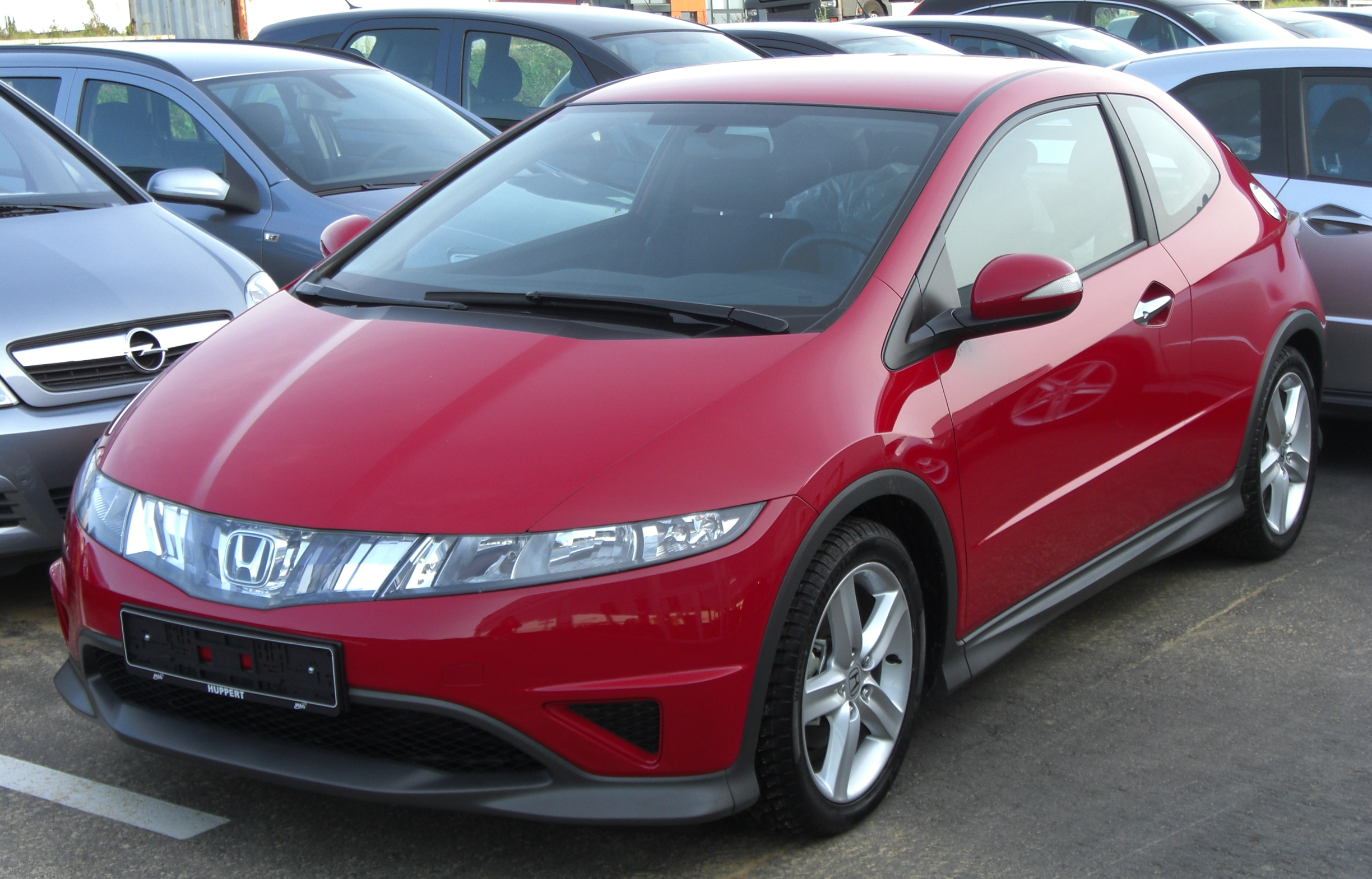 Honda Civic photo 11