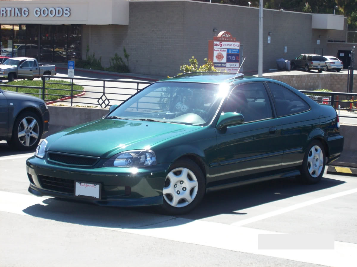 Honda Civic Sport BAR image #10
