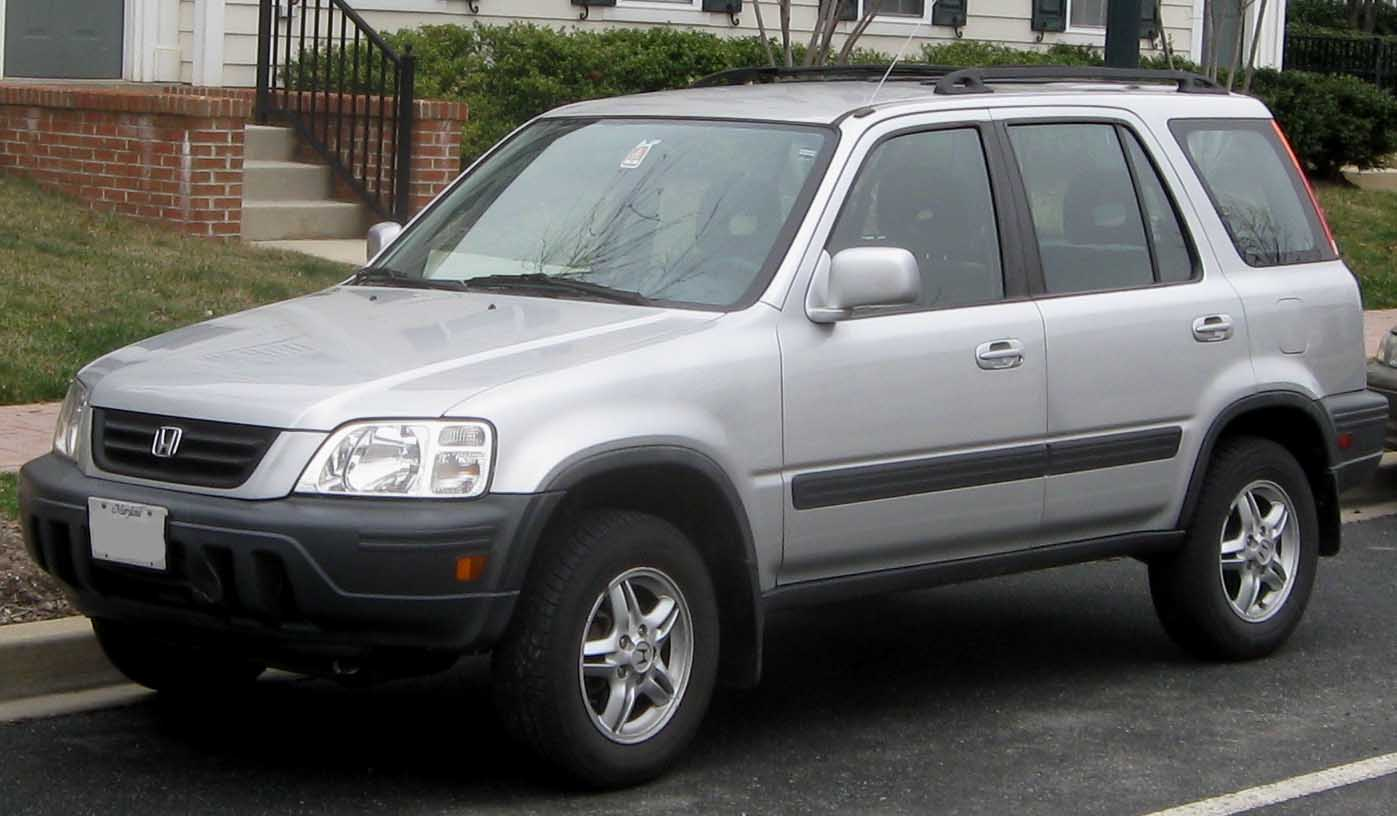 Honda CR-V photo 02