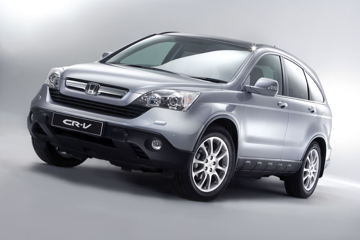 Honda CR-V photo 03