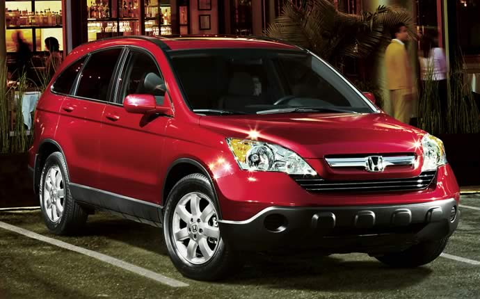 Honda CR-V photo 04