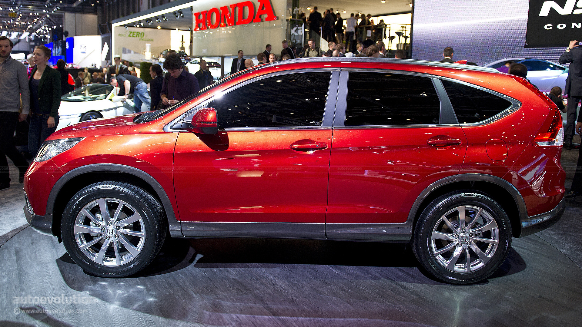 Honda CR-V photo 08