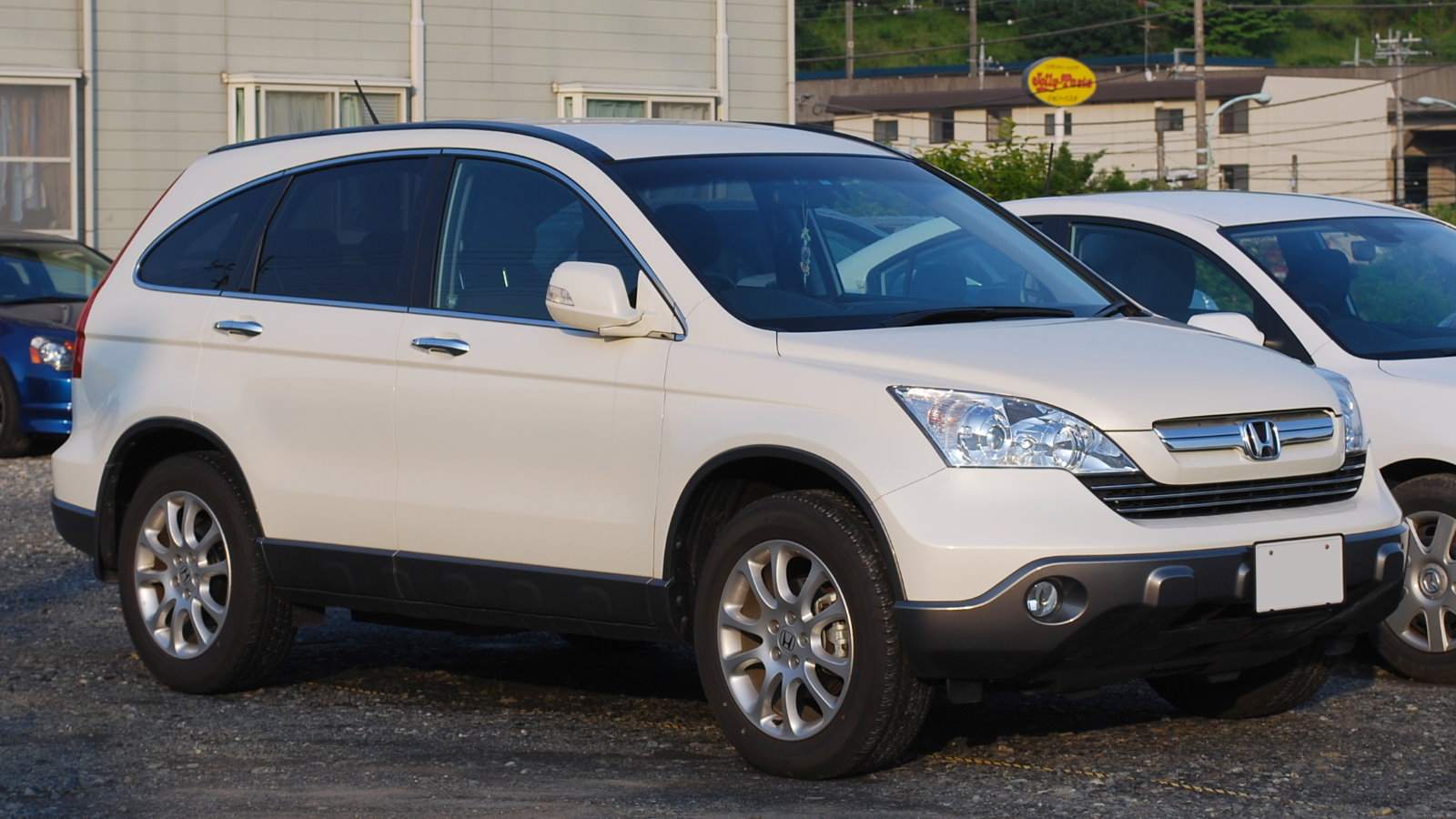 Honda CR-V photo 09