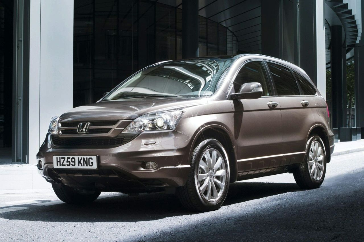 Honda CR-V photo 12