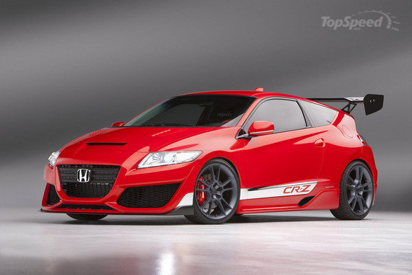 Honda CR-Z Turbo photo 02